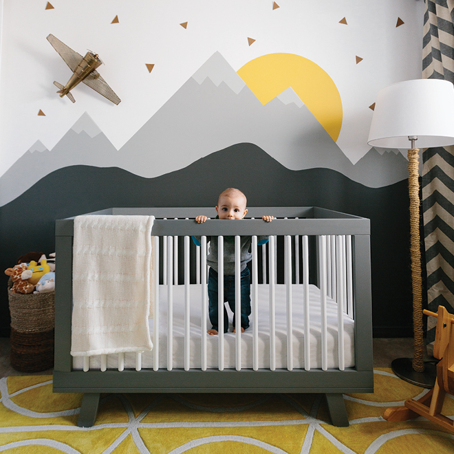 Pinterest Paint Room Baby Mountain