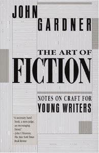 Portada americana de El arte de la ficción, de John Gardner