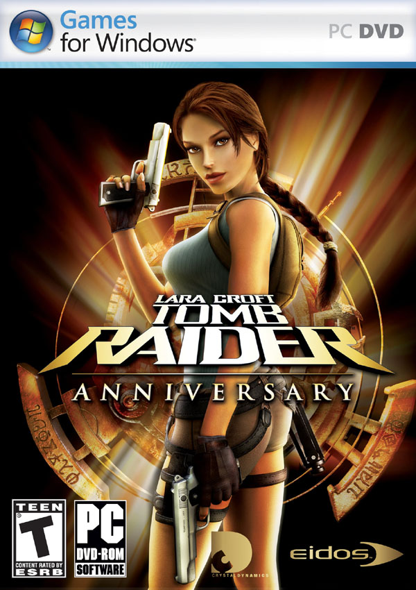 Tomb Raider Anniversary Download Cover Free Game