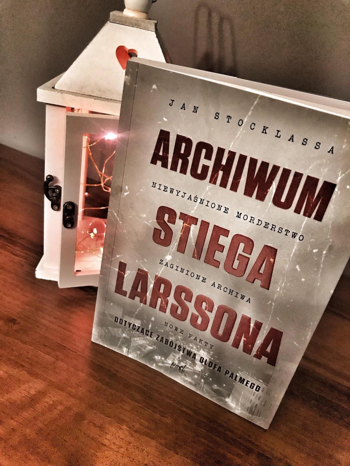 Jan Stocklassa - Archiwum Stiega Larssona
