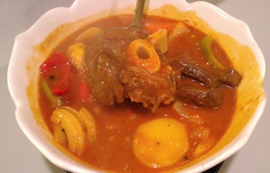 Filipino Comfort Food Davao Kalderetang Baka