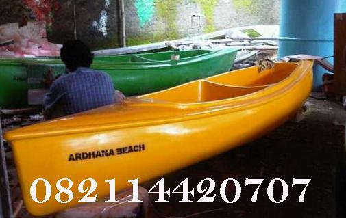 pabrik perahu kano