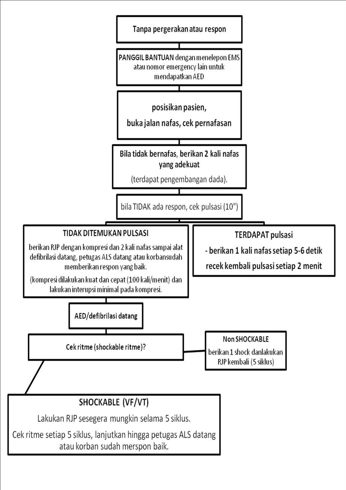 algoritma cardiac arrest