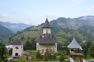 Priveghere, Manastirea Sfintilor Apostoli Petru si Pavel, Rebra – Parva