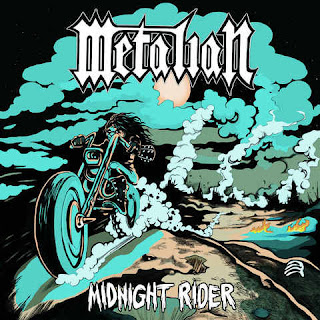 "Metalian - ""Midnight Rider"" (album)"