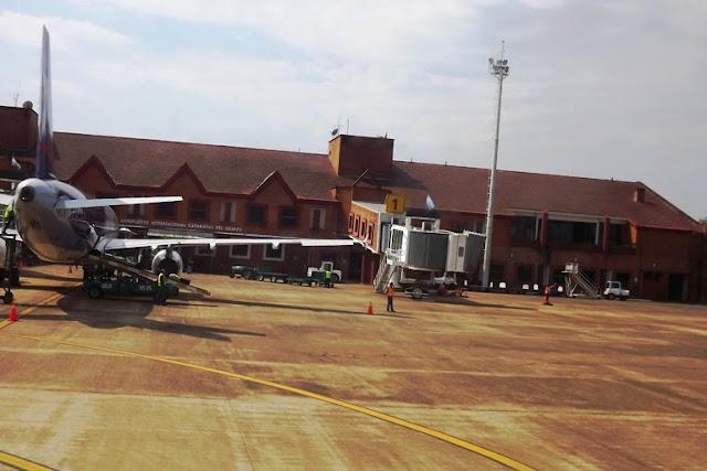 Puerto Iguazu Havalimanı, Arjantin
