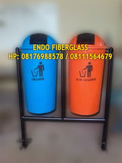 Jual Tong Sampah 2in1