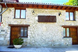 Ribadesella, Cuerres, Casa Antón