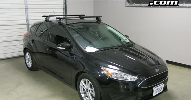 Rack Outfitters Ford Focus Hatchback Rhino Rack 2500 Aero