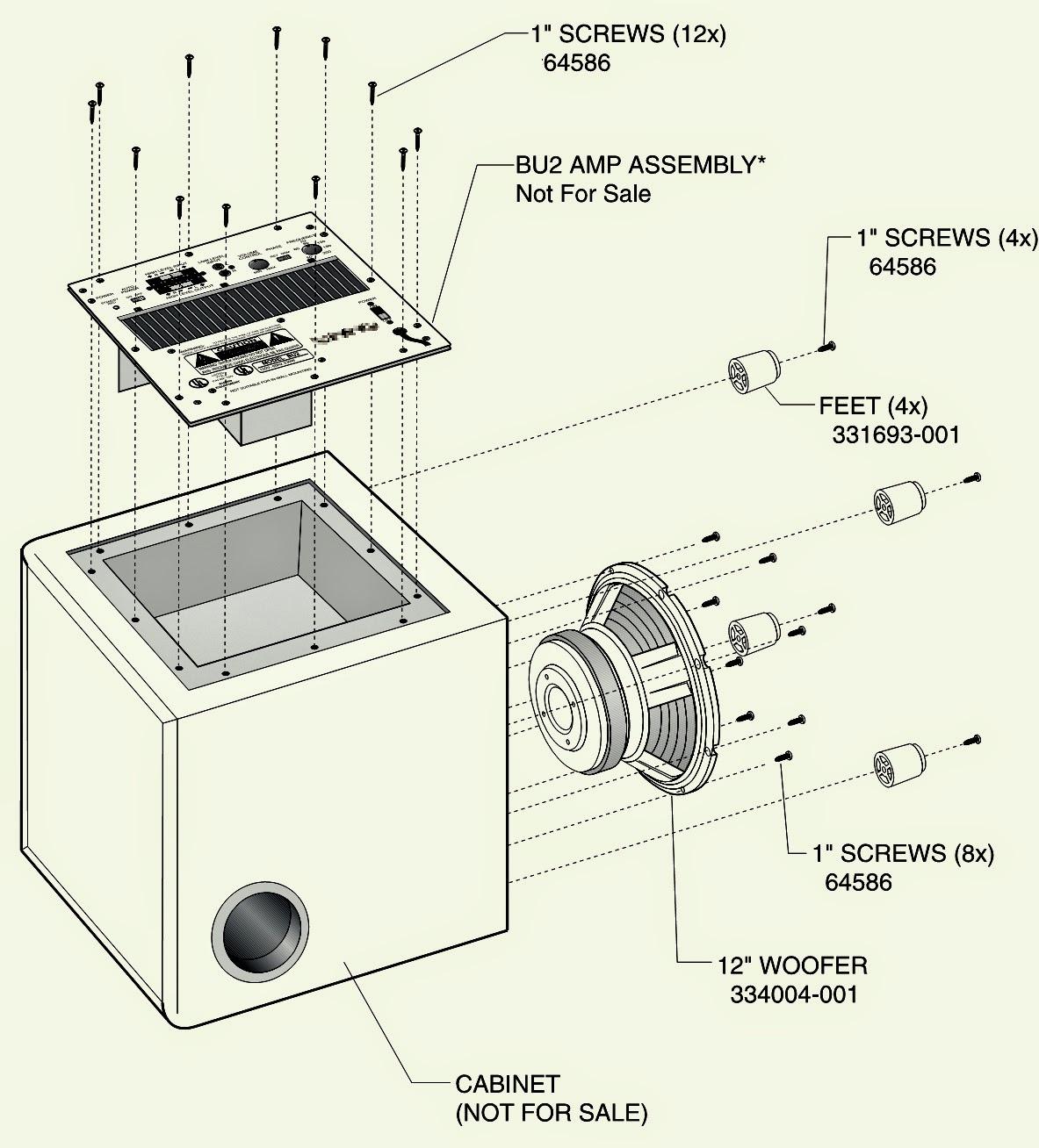 crossover networks woofer speaker diagram schematic circuit [ 1183 x 1308 Pixel ]