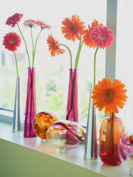 26 Windowsill Decoration Ideas: Foundation Dezin & Decor...: Windowsill Design Idea's
