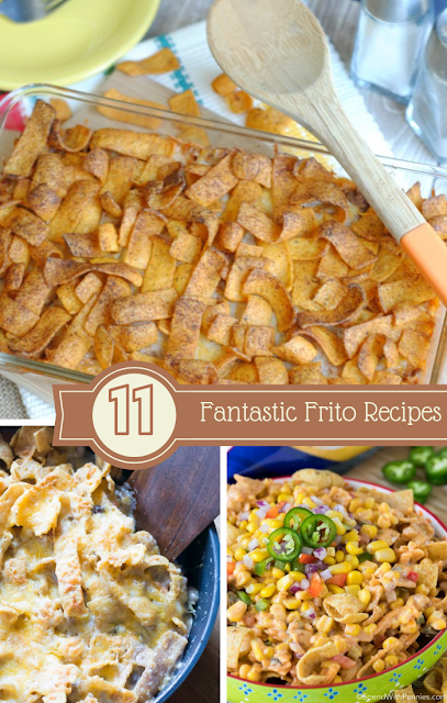 Fantastic Frito Recipes