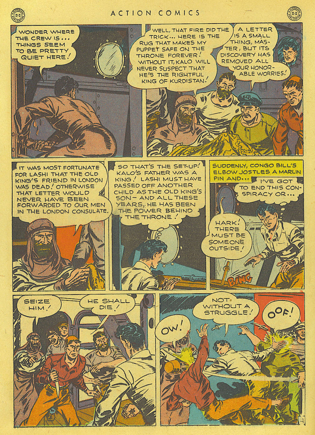 Action Comics (1938) 85 Page 36