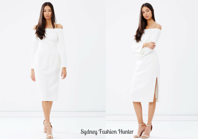 Keepsake Heartline Dress
