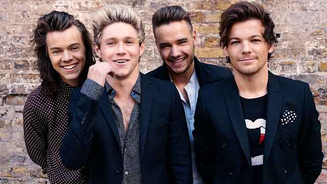 Lirik Lagu What Makes You Beautiful ~ One Direction