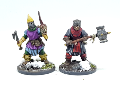Frostgrave Cultist
