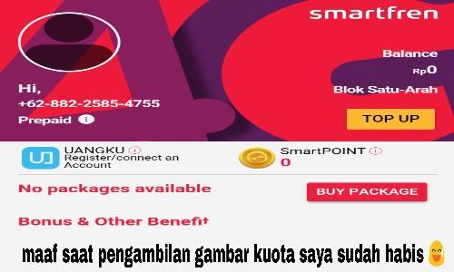 Panduan Lengkap Cara Cek Kuota Smartfren 4G GSM