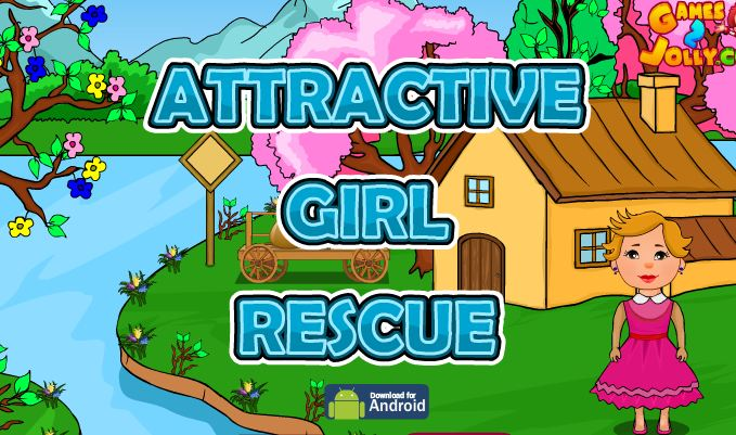 Attractive Girl Rescue Wa…