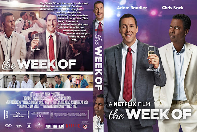 The Week Of DVD Cover