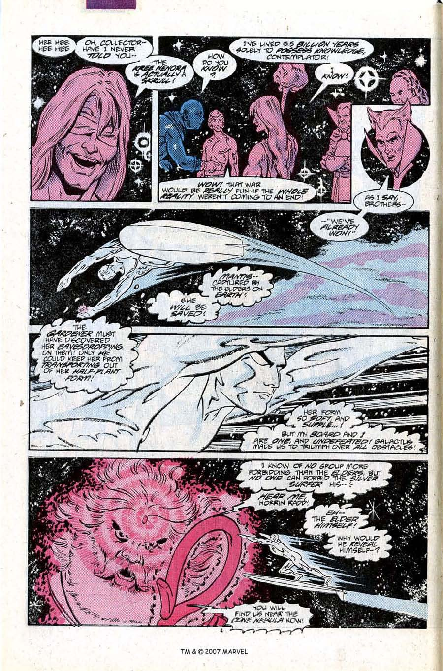 Read online Silver Surfer (1987) comic -  Issue #9 - 6