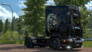 Himera skin for Scania Streamline