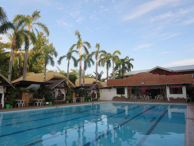 agzam resort spa pool