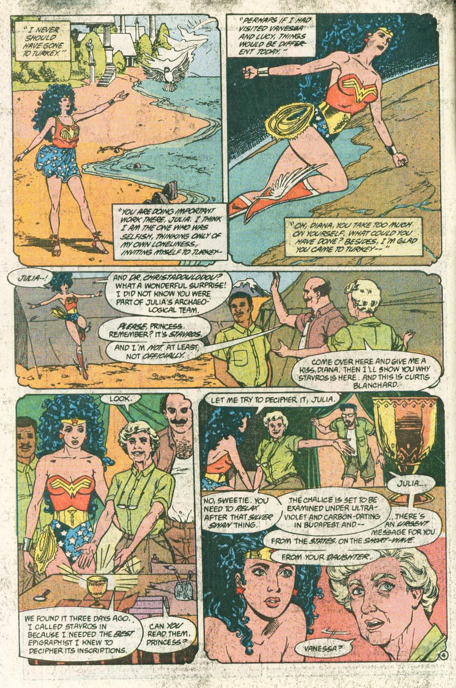Read online Wonder Woman (1987) comic -  Issue #46 - 5