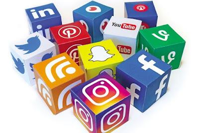 Vô số các kênh mạng xã hội