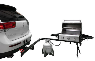 MVP Tailgate Grill
