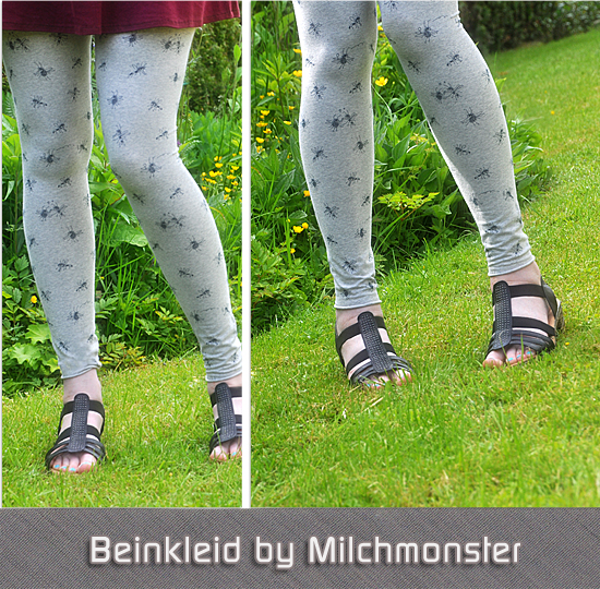 Leggings Beinkleid by Milchmonster