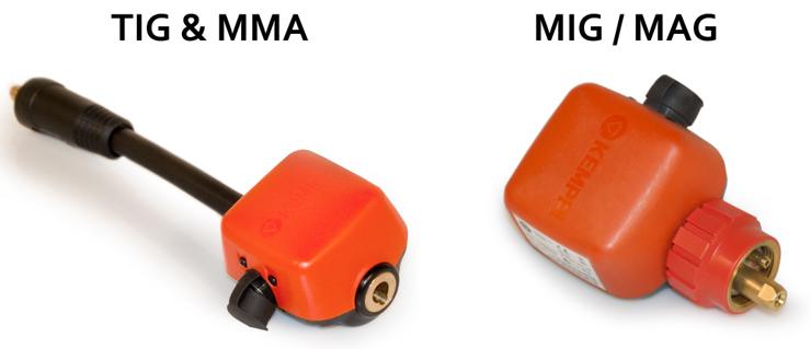 Универсальные адаптеры для сварочного оборудования