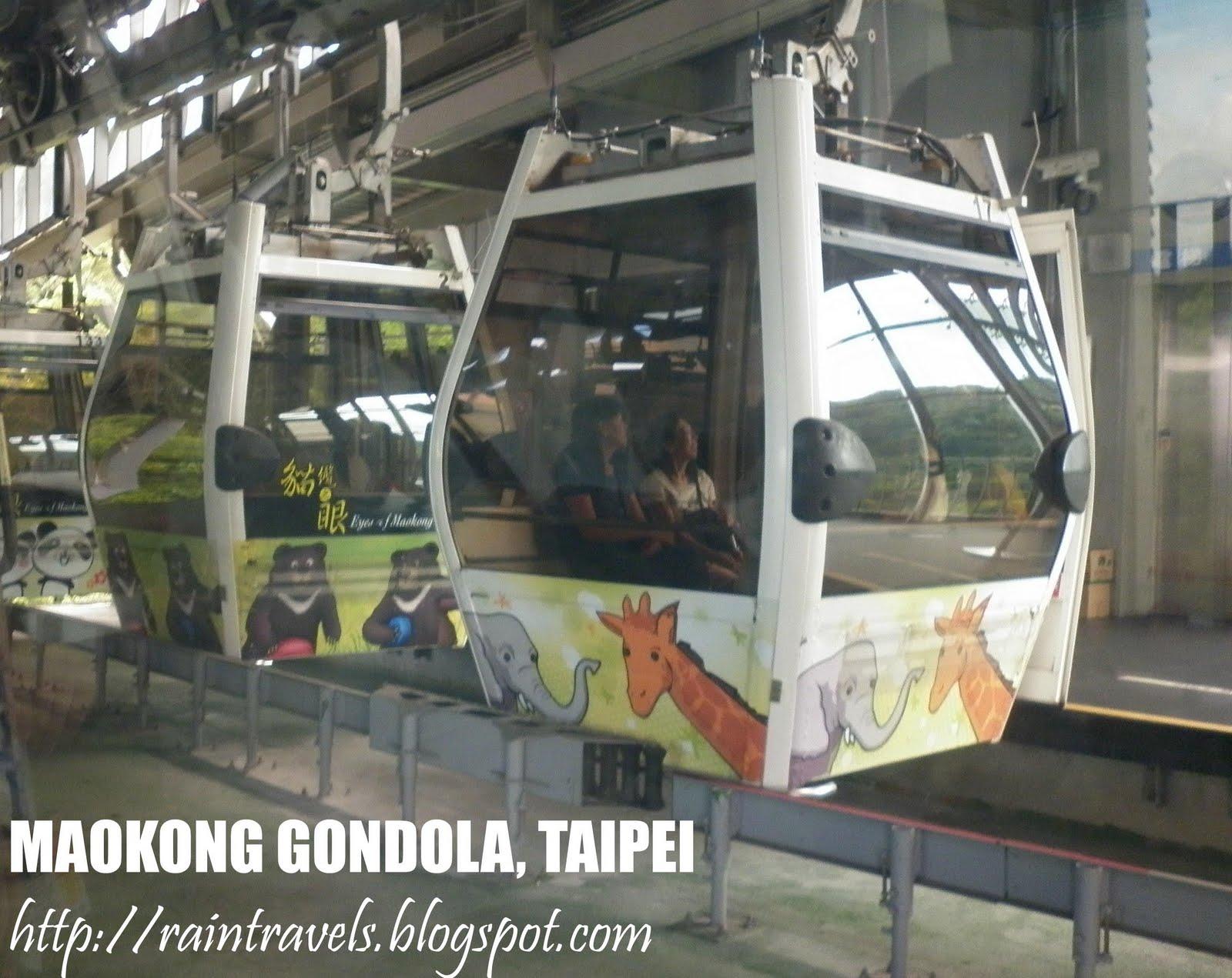 The Maokong Gondola Ticket {Forum Aden}