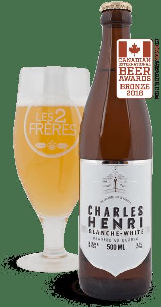 La Charles Henri blanche - Les 2 Frères