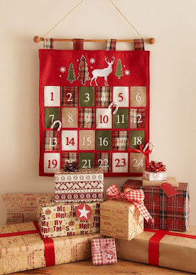 Calendar Christmas Crafts Idea 2018