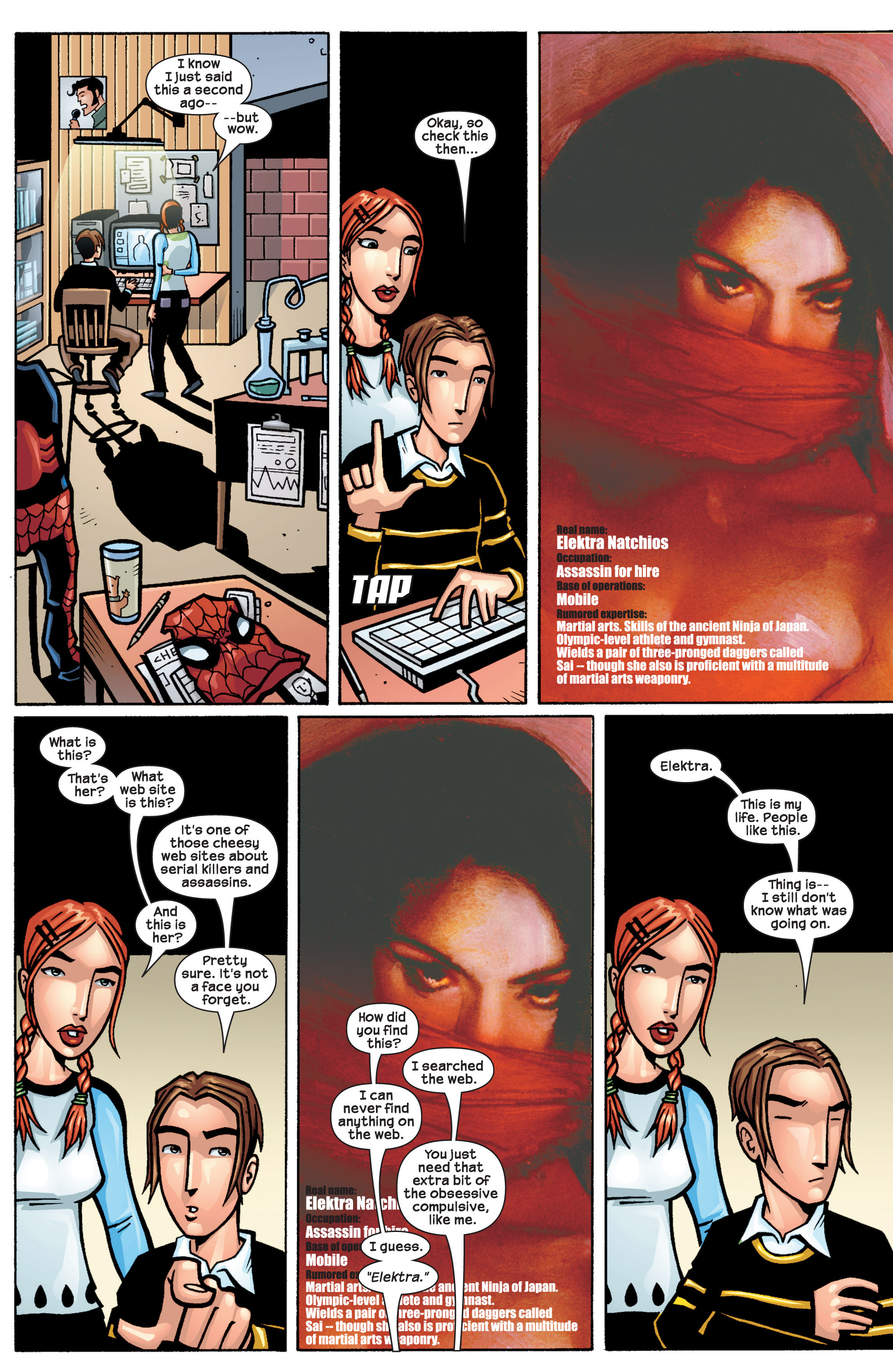Read online Ultimate Spider-Man (2009) comic -  Issue #150 - 56