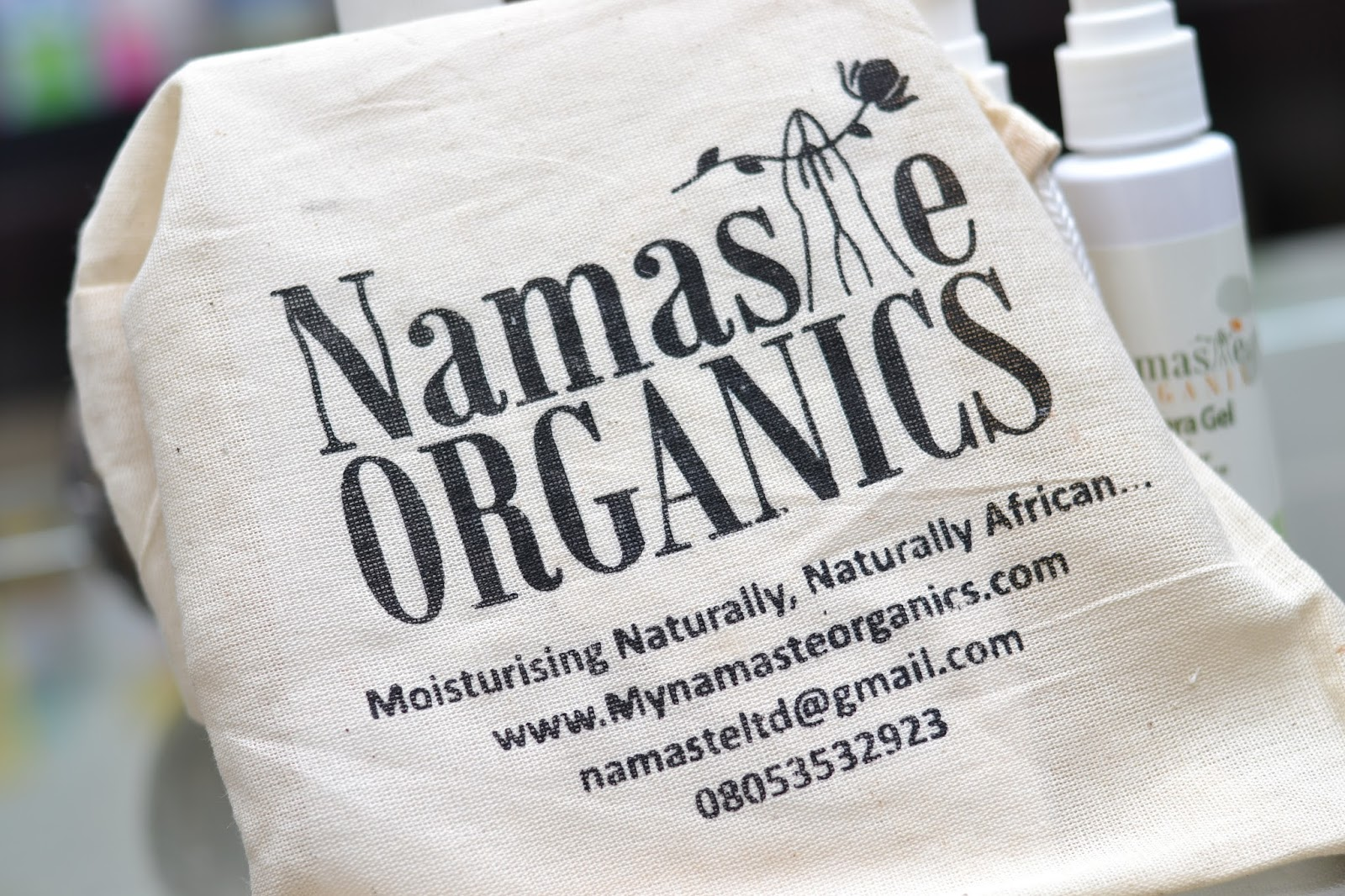 Products from Namaste Organics