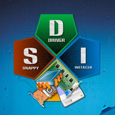 الاسطوانة العملاقة في التعريفات Snappy Driver Installer في اخر اصدار تحميل من الموقع الرسمي