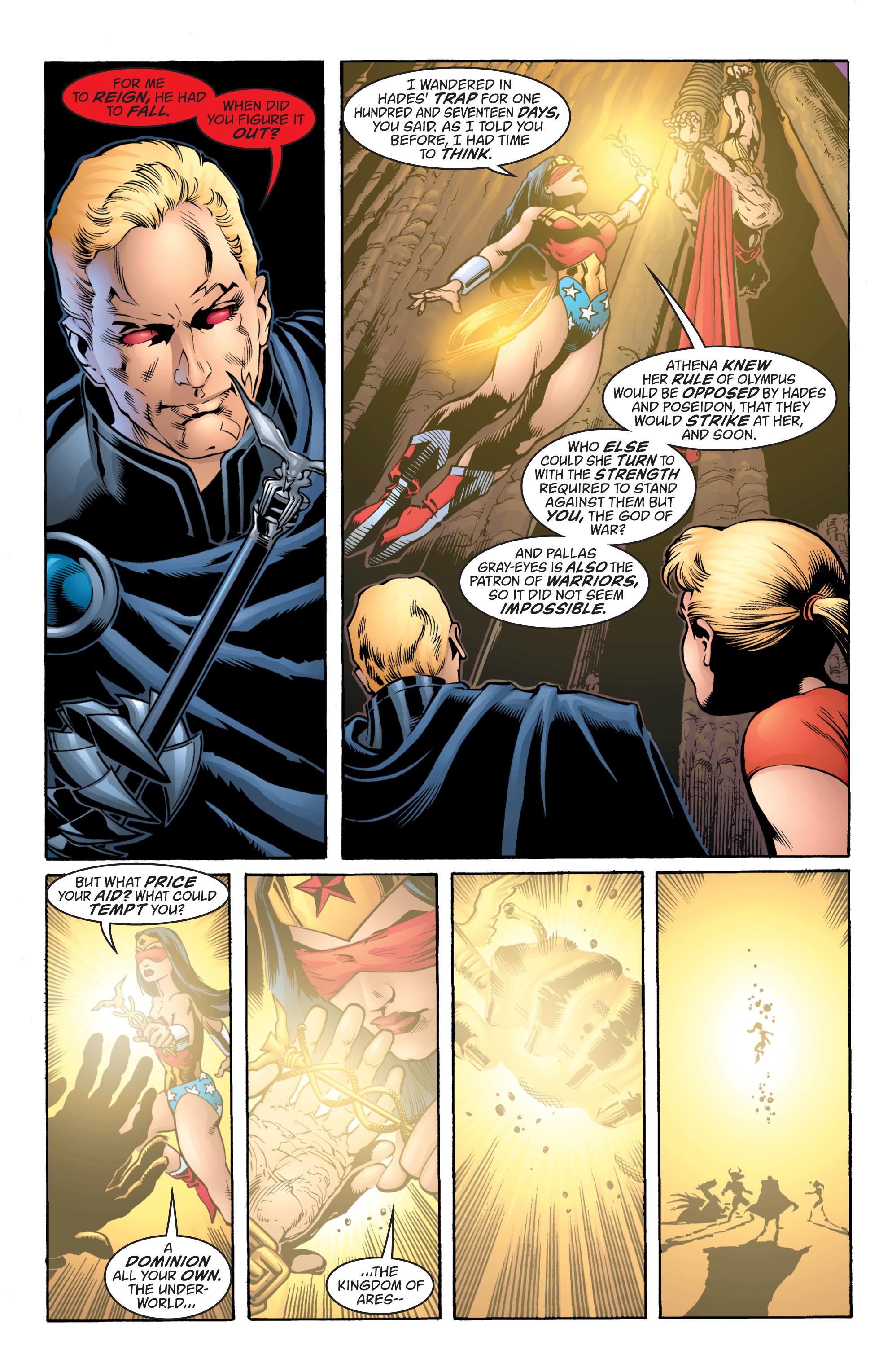 Read online Wonder Woman (1987) comic -  Issue #217 - 14