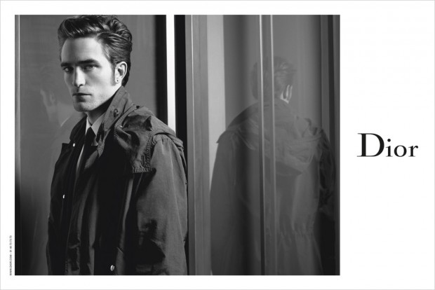 Dior Homme Fall 2016 Campaign featuring Robert Pattinson