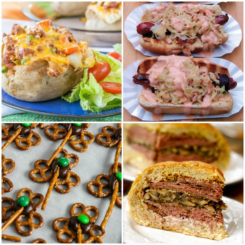 20 Spectacular St Patrick's Day Recipes from www.bobbiskozykitchen.com