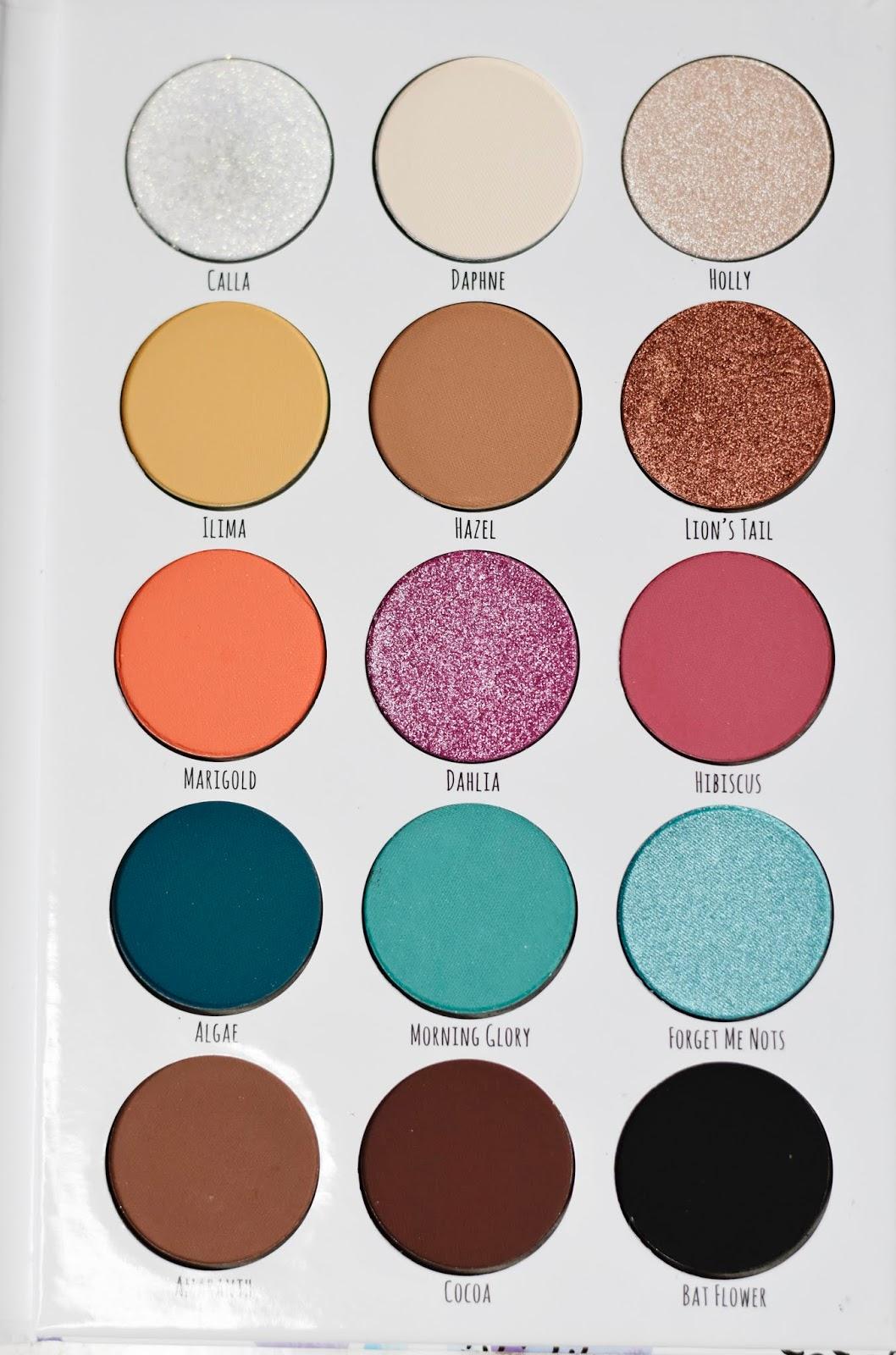 Miyo beautyvtricks insta glam kolory