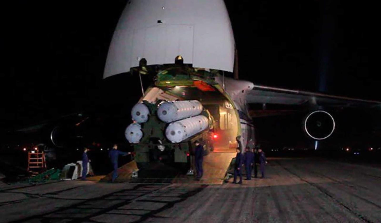 Israel telah menyatakan kesiapannya untuk menyerang S-300 di Suriah