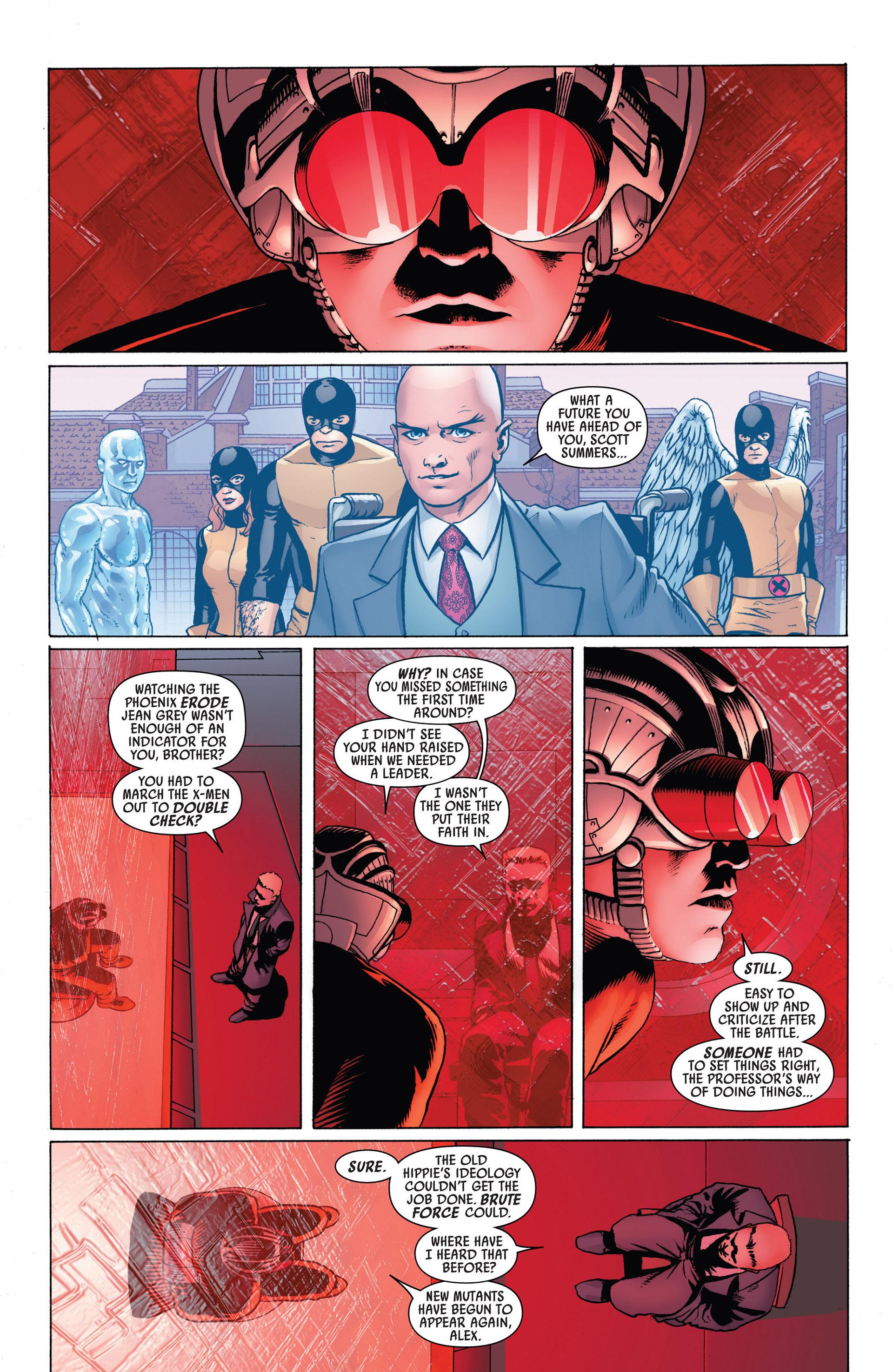 Read online Uncanny Avengers (2012) comic -  Issue #1 - 7