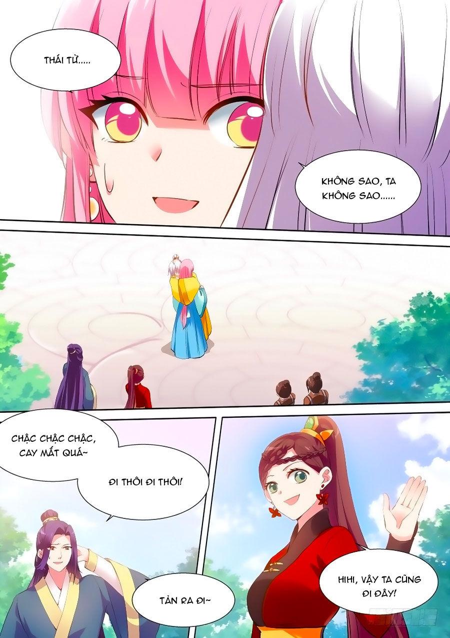 Hệ Thống Chế Tạo Nữ Thần chap 120 - Trang 5