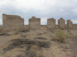 ruins fort craig new mexico