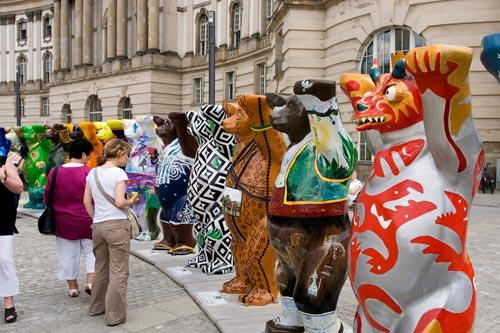 كرنفال مهرجان تعدد الثقافات ببرلين