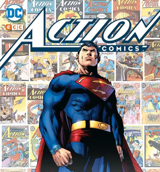 Action Comics: 80 Años de Superman. Reseña