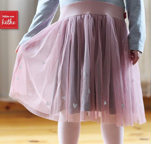 Ballerinakleid nach dem Schnitt Delilah von Mariele