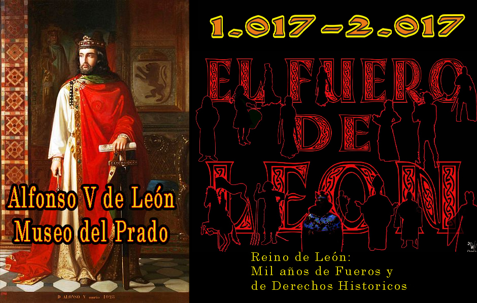 """Resultado de imagen de El Reino de León hace 1000 años. El Fuero de 1017"""","""