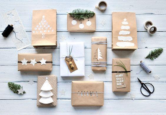deko hus auf das reh gekommen oder ideen f r geschenkverpackung. Black Bedroom Furniture Sets. Home Design Ideas